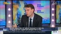 Baisse du prix de pétrole: quels impacts pour l'industrie française ?: Denis Ferrand - 20/11