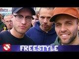 FREESTYLE - STYLEWARS JAM 1995 GRAFFITI - FOLGE 77 - 90´S FLASHBACK (OFFICIAL VERSION AGGROTV)