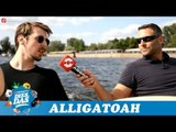 DIES DAS - ALLIGATOAH - TRETBOOT FAHREN MIT STAIGER (OFFICIAL HD VERSION AGGRO TV)