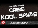 RAP CITY BERLIN DVD #2 - CRIBS - KOOL SAVAS (OFFICIAL HD VERSION AGGROTV)