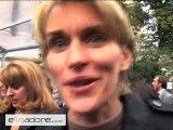 Sortie du défilé Chanel printemps/été 2009