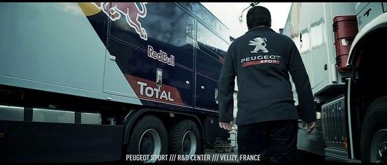Countdown Dakar 2015 : Episode 1