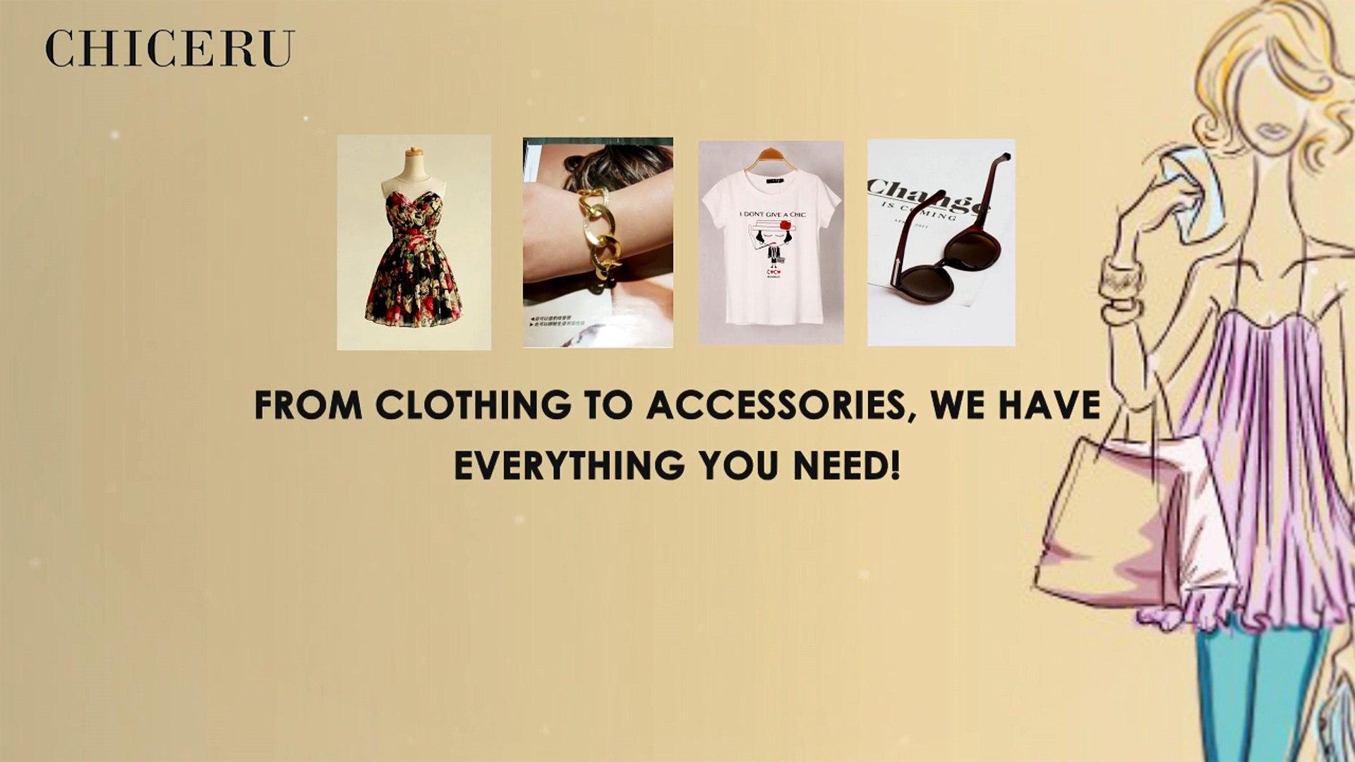 fashion cloth online | online fashion | chiceru.com