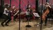 Les Variations Goldberg de Bach, Aria - transcription pour quatuor à cordes par le quatuor Ardeo | Le live de la matinale