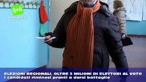 Elezioni regionali, oltre 3 milioni di elettori al voto