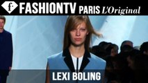 Model Lexi Boling | Beauty Trends for Spring/Summer 2015 | FashionTV
