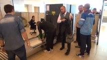 Trabzonspor Galatasaray Maçı İçin İstanbul'a Gitti
