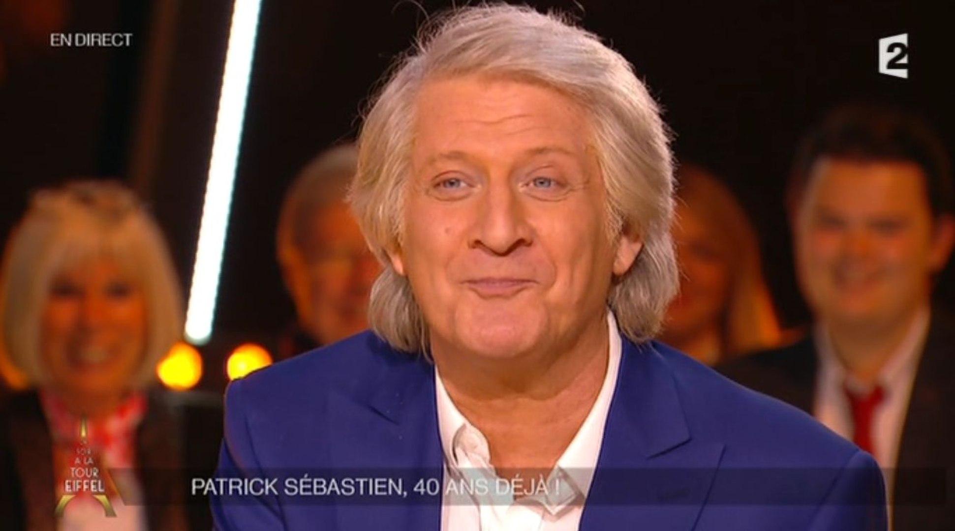Patrick Sébastien parle de son pé**s - ZAPPING PEOPLE DU 9/9/914