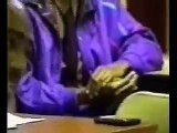 """Rare footage of 2pac rapping """"Keep Ya Head Up"""" in a class room"""