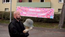 German Town Tricks Neo-Nazis Into Holding Fundraising Walk for Anti-Nazi Charity