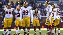 Which is worse: The Redskins' offense or defense?