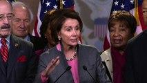 Nancy Pelosi: Obama acting on immigration because Congress won't