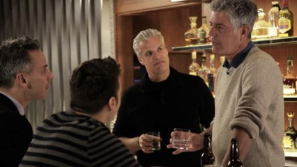 Shot and a Beer - Shot & A Beer with Eric Ripert and Anthony Bourdain