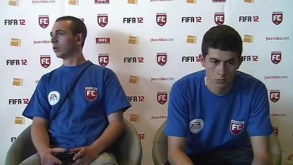 1/2 Finale championnat de France FIFA12 : SGi Ciscinho vs Vincent