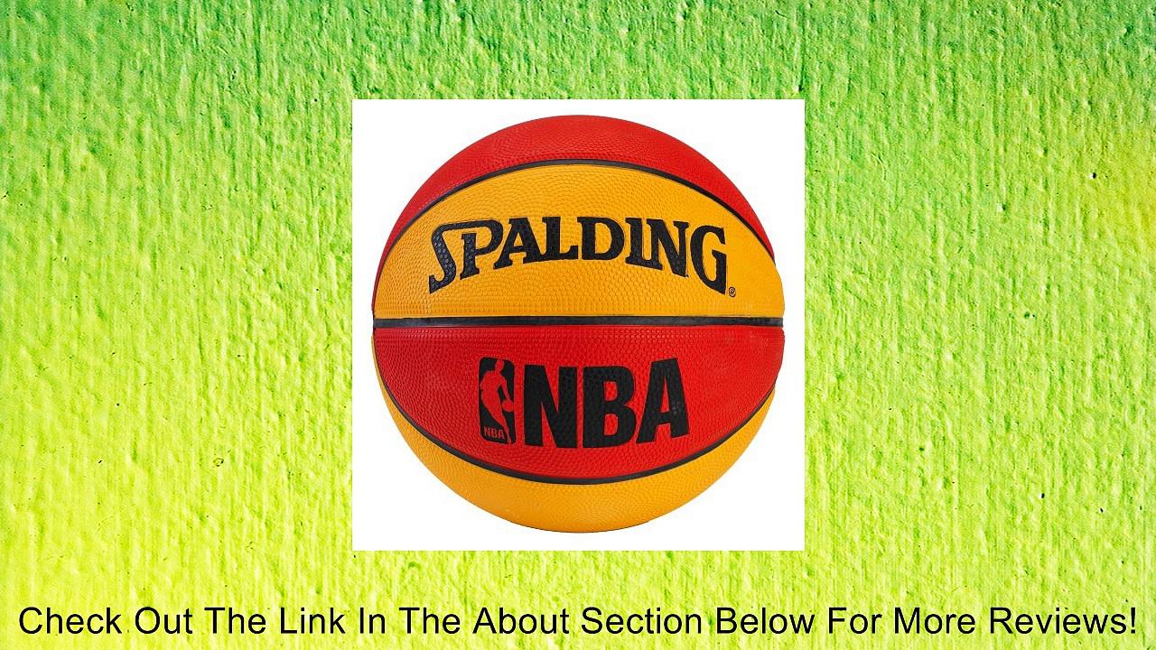 Spalding NBA Mini Basketball Review