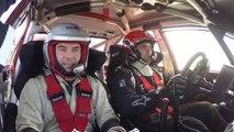 Cyrille Féraud au Rallye Terre de Vaucluse