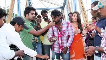 Simbu-Hansika Get Together for Christmas!   Latest Tamil Film News