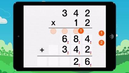 Poser une multiplication - Vidéo 15