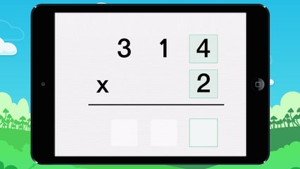 Poser une multiplication - Vidéo 5