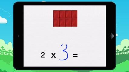 Comprendre la multiplication - Vidéo 19