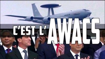 C'est l'AWACS