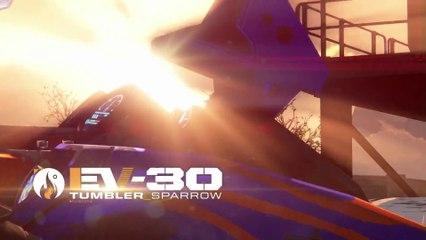 Passereau EV-30 de Destiny