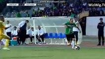L1 11e : MOB 3-1 JSK but de Hamzaoui