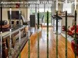 A vendre - appartement - SURESNES (92150) - 3 pièces - 70m²