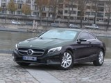 Essai Mercedes Classe S Coupé 500 4Matic Edition One 2014