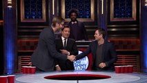 Le jeu des bières musicales, entre Jimmy Fallon, Mark Ruffalo, Stephen Merchant et Tariq de The Roots