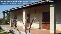 A vendre - maison - ST REMY DE PROVENCE (13210) - 4 pièces - 90m²