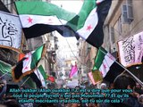 les minables de l'EIIL Daesh Daish Daich Daech reconnaissent combattre le peuple syrien en s'alliant à Bashar