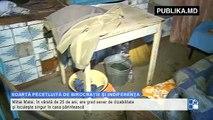 Foame şi singurătate. Povestea unui tânăr cu dizabilităţi din Ialoveni, căzut victimă a birocraţiei şi indiferenţei