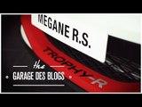 Renault Mégane R.S. 275 Trophy R - Coulisses du record au Nurburgring