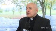 Mgr Norbert Turini, évêque de Perpignan