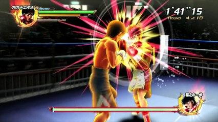 Hajime No Ippo, nouveau trailer de Hajime No Ippo : The Fighting