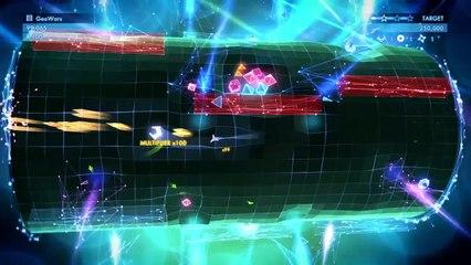 Trailer de Lancement PS4 / PS3 de Geometry Wars 3: Dimensions