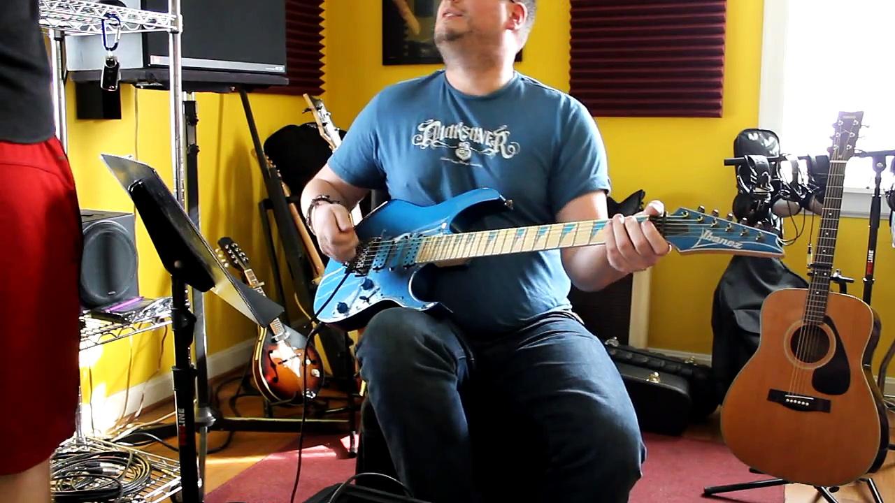 Recording Electric Guitar – 1