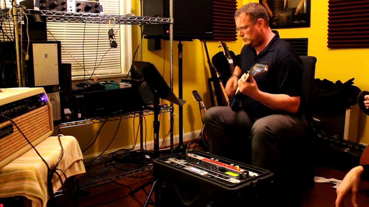 Recording Electric Guitar – 4