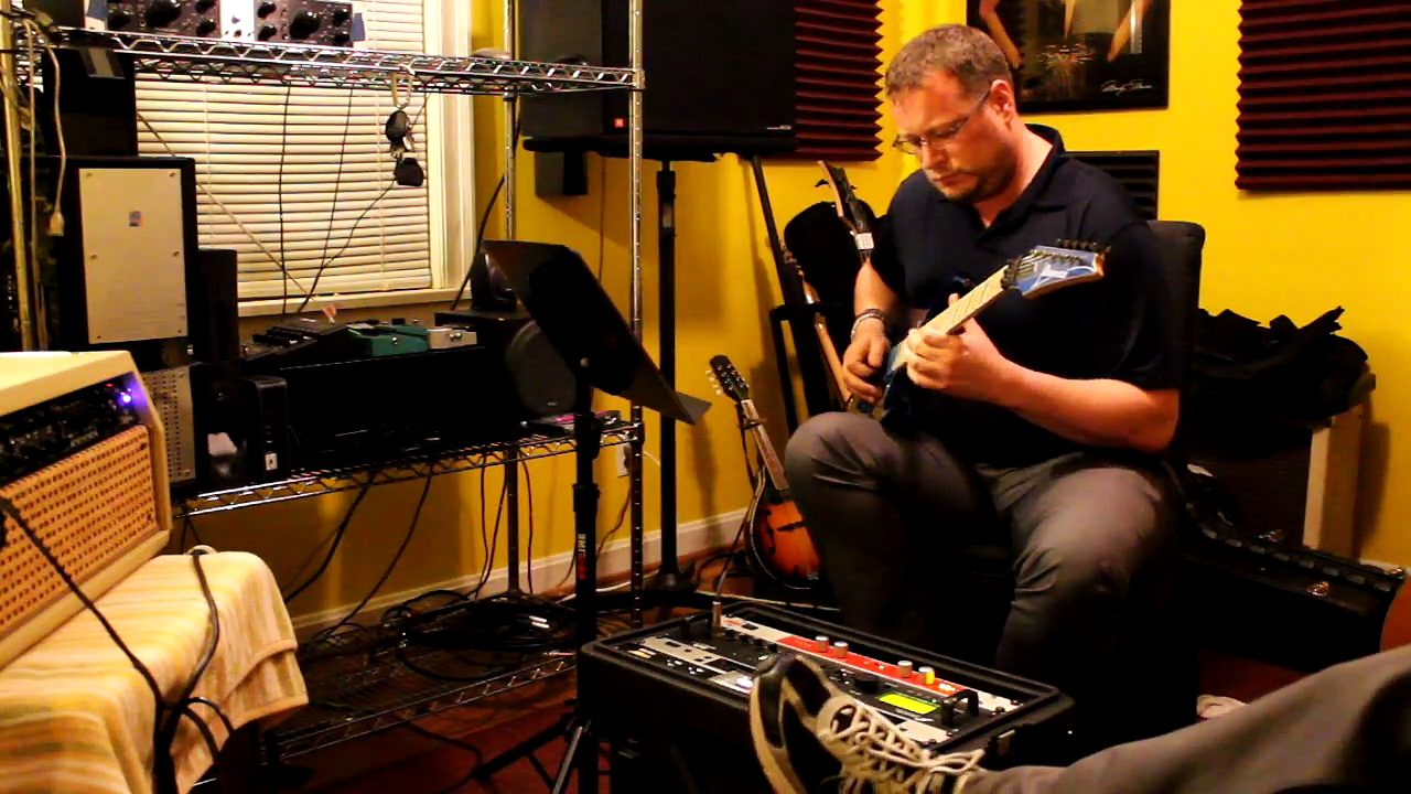 Recording Electric Guitar – 6