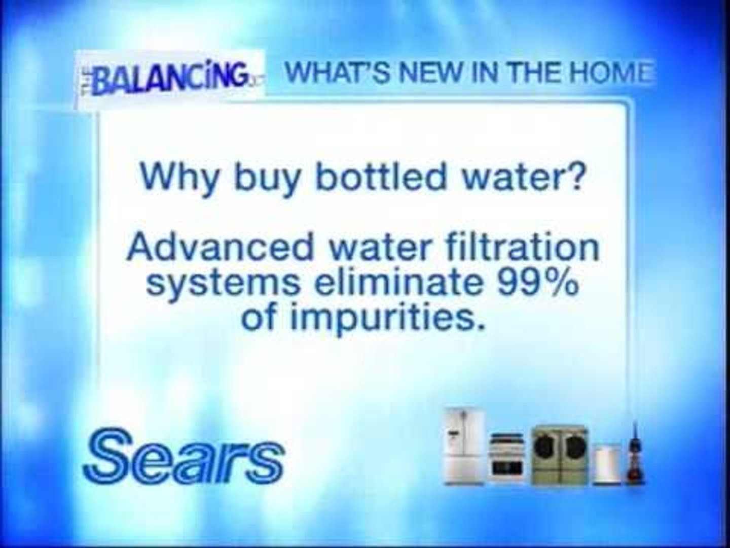 The Balancing Act Show 889 - Sears Corp