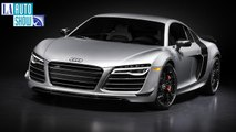 Audi R8 Competition – Fastest R8 Ever – Unveiled At 2014 LA Auto Show