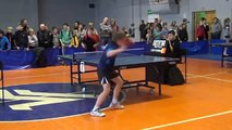 Dunya News - Teenage Russian tennis table player loses the game and then loses his mind and attacks the umpire