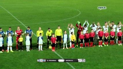 FC Bourg Péronnas 2-0 Amiens SC (21/11/14)