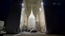 [Orion] First Orion Spacecraft Arrives at Launch Pad for EFT-1