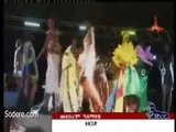 Ethiopia - Miss Addis Ababa Beauty contest held for Addis Ababas 125th Birth Day - YouTube