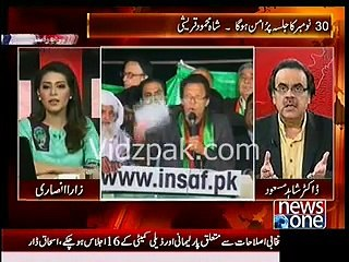 GHQ & Supreme Court will do compulsive intervention if gov't fails to resolve this issue soon :- Dr.Shahid Masood