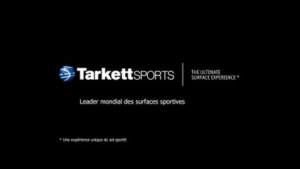 Biilboards Tarkett Sport 2014/2015 - Le tir