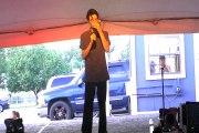 Alex Swindle sings 'You'll Never Walk Alone' Elvis Week 2013 video