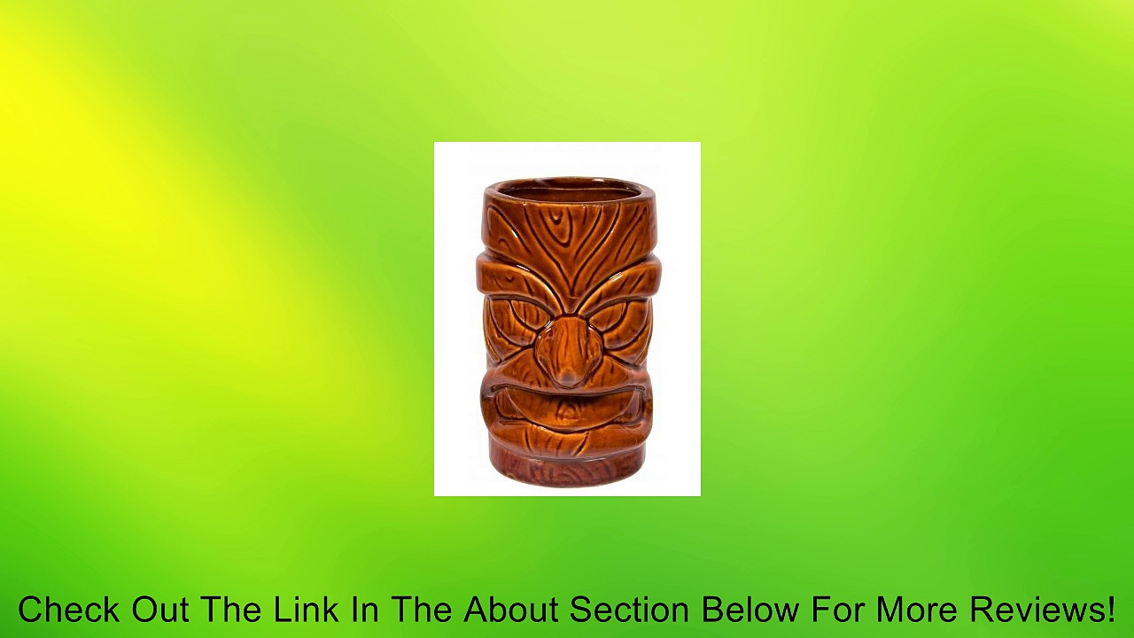 Extra Large Tiki Mug Review